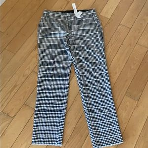 Zara Checkered Pants